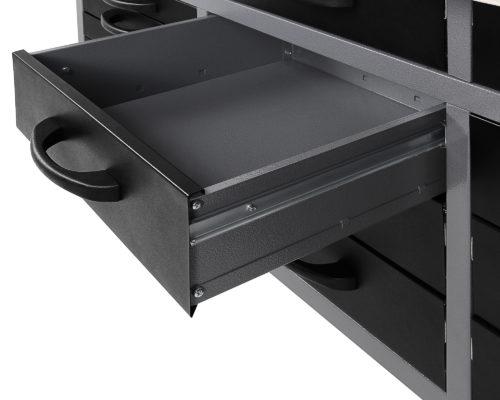 Set datelier 170 cm 3 armoires DarkNight SA176 mecatelier 2 1 - €626,45 -