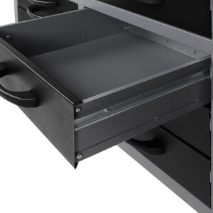 Set datelier 170 cm 3 armoires DarkNight SA176 mecatelier 2 - €584,30 -