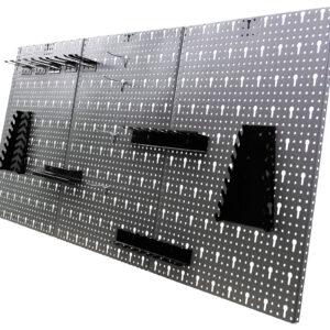 Set datelier 170 cm 3 armoires DarkNight SA176 mecatelier 3 1 - €626,45 -