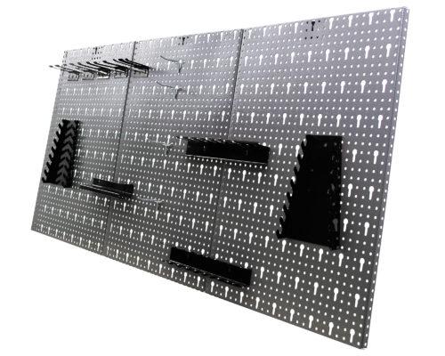 Set datelier 170 cm 3 armoires DarkNight SA176 mecatelier 3 - €584,30 -
