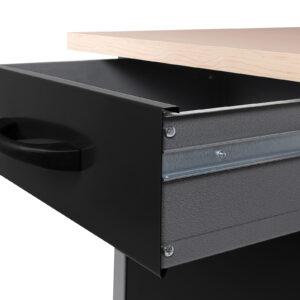 Set datelier 170x85cm avec 3 armoires DrakNight SA175 mecatelier23 - €584,30 -