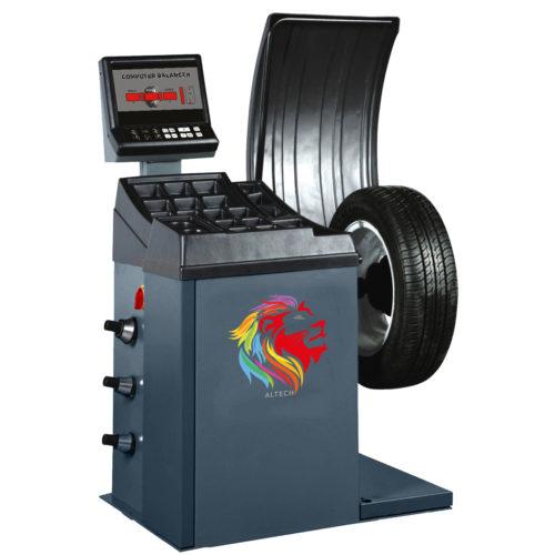 AL EP02 Equilibreuse pneus full automatique Max wheel dia 900mm Rim diameter 10 24 rim width 1 - €1 120,00 -