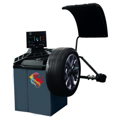 AL EP11 3D Equilibreuse Automatique avec Laser Rim diameter 10 25Rim width1 14Max wheel diameter431100mmMax wheel width21530mm - €1 900,00 -