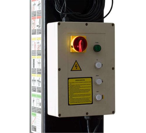pont elevateur 2 colonnes sans embase 3 console electrique - €1 990,00 -