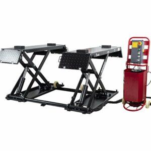 pont elevateur ciseaux mobile 3T profil bas 1m - €1 990,00 -