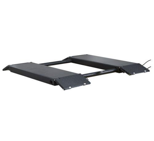 pont elevateur ciseaux mobile 3T profil bas 1m img4 - €1 990,00 -