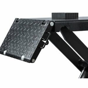 pont elevateur ciseaux mobile 3T profil bas 1m img7 - €1 990,00 -