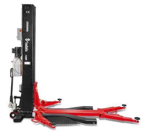 pont elevateur hydraulique 1 colonnes semi automatique mobile - €2 900,00 -