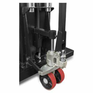 pont elevateur hydraulique 1 colonnes semi automatique mobile 8 - €2 900,00 -