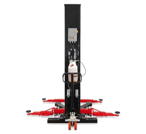 pont elevateur hydraulique 1 colonnes semi automatique mobile 9 - €2 900,00 -