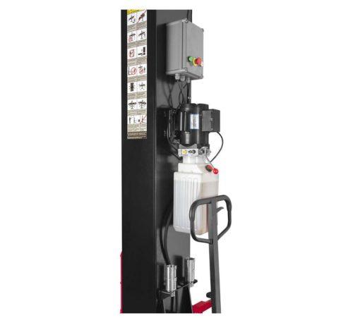 pont elevateur hydraulique 1 colonnes semi automatique mobile secutite 3 - €2 900,00 -