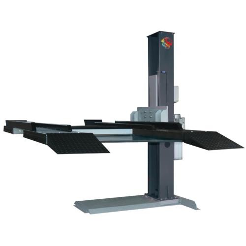 pont elevateur hydraulique mobile 2.7T.jpg - €2 478,51 -