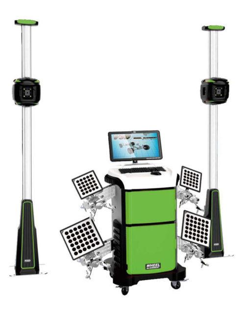 appareil de géométrie 3D manuel mobile tours mobiles