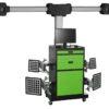 Banc de géométrie mobile avec colonnes fixes - 3D - BG-U-M