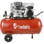 Compresseur à piston 100L 1-5KW 2cv -250l-min - acheter sur mecatelier-be