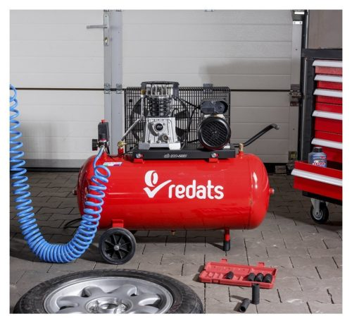 Compresseur a piston 100L 1 5KW 2cv 250l min acheter sur mecatelier be10 - €470,00 -