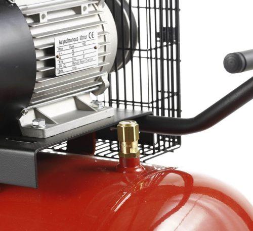 Compresseur a piston 100L 1 5KW 2cv 250l min acheter sur mecatelier be8 - €470,00 -