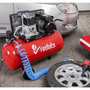 Compresseur a piston 100L 1 5KW 2cv 250l min acheter sur mecatelier be9 - €470,00 -
