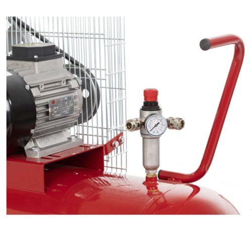 Compresseur a piston 200L 3KW 4cv acheter sur mecatelier be 4 - €580,00 -