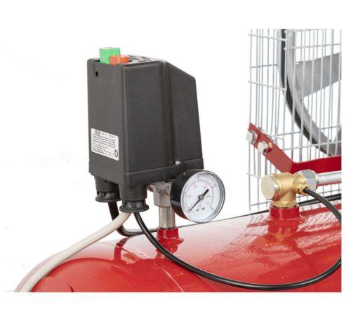 Compresseur a piston 200L 3KW 4cv acheter sur mecatelier be 6 - €580,00 -