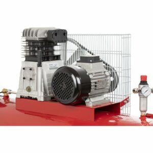 Compresseur a piston 200L 3KW 4cv acheter sur mecatelier be 8 - €580,00 -