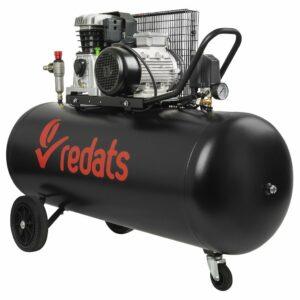 Compresseur a piston 270L 3KW 4cv acheter sur mecatelier be noir2 - €890,00 -