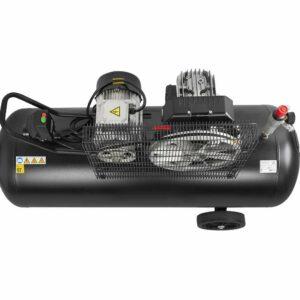 Compresseur a piston 270L 3KW 4cv acheter sur mecatelier be noir5 - €890,00 -