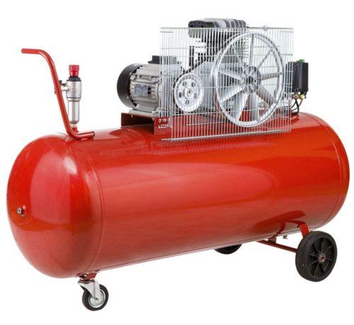 Compresseur a piston 270L 3KW 4cv acheter sur mecatelier be rouge3 - €890,00 -