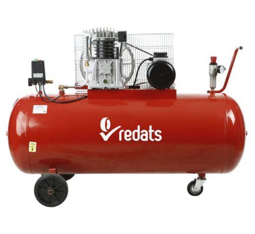 Compresseur à piston 270L 4KW 5.5cv - acheter sur mecatelier-be2