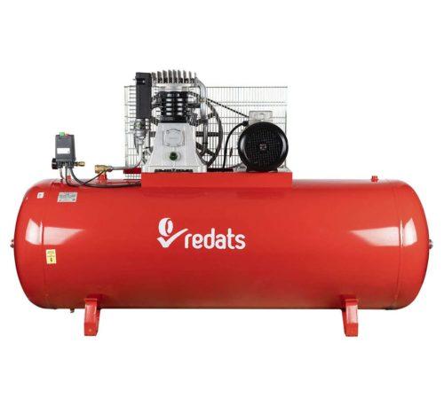 Compresseur à piston 500L 5,5KW 380v - rouge