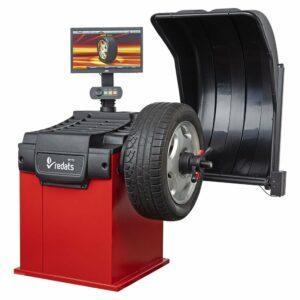 Equilibreuse de pneu Direct 3D automatique