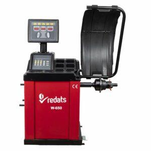 Equilibreuse de pneu camion automatique - Redats W650 - Mecatelier -
