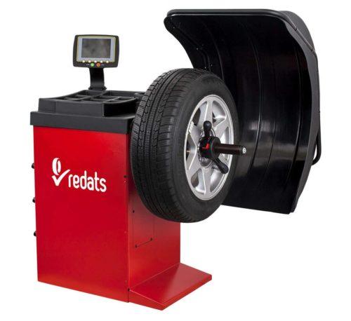 Equilibreuse de pneu 230v automatique - EasyUse - Mecatelier