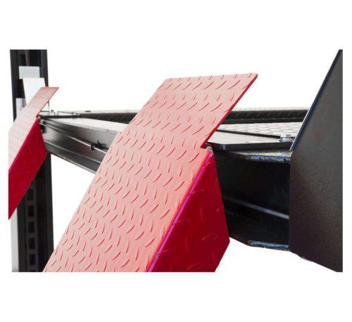 Pont elevateur 4 colonnes 4T semi auto Acheter sur mecatelier be 6 - €3 590,00 -