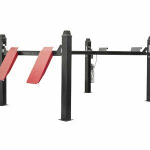 Pont elevateur 4 colonnes 4T semi automatique Acheter sur mecatelier be 2 - €3 590,00 -