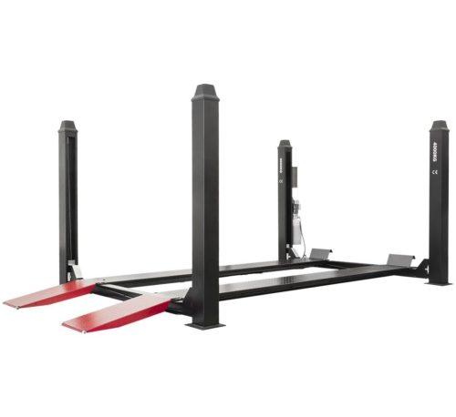 Pont 4 colonnes 4T semi-automatique - Acheter sur mecatelier-be