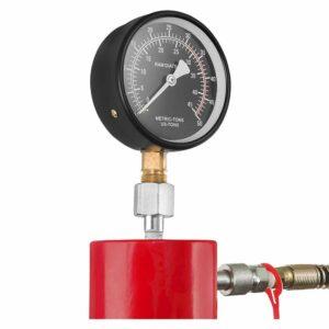 Presse hydraulique 30T - Outillage garagiste, mecanicien, carrossier - 11