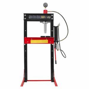 Presse hydraulique 30T - Outillage garagiste, mecanicien, carrossier - 5