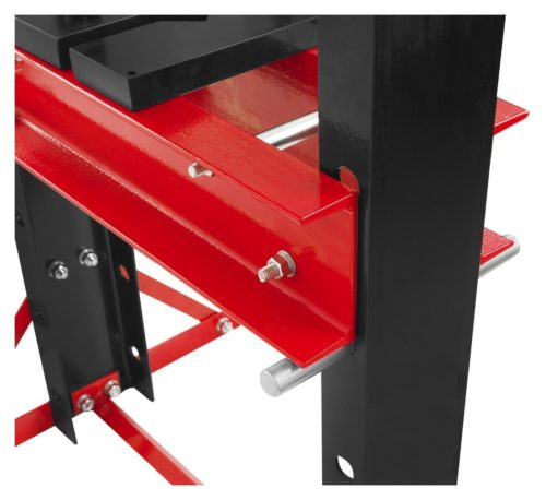 Presse hydraulique 30T - Outillage garagiste, mecanicien, carrossier - 9