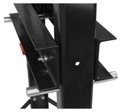 presse hydraulique 20T H-370 détails structure