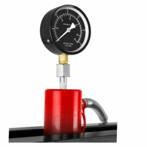 presse hydraulique 20T H-370 manomètre