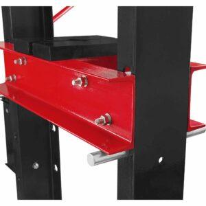 presse hydraulique 30T H-380 détails structure
