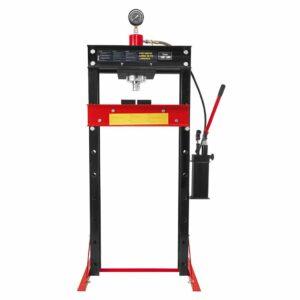presse hydraulique 30T H-380 vue de face