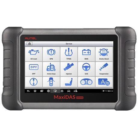 Appareil de diagnostique AUTEL DS808 écran