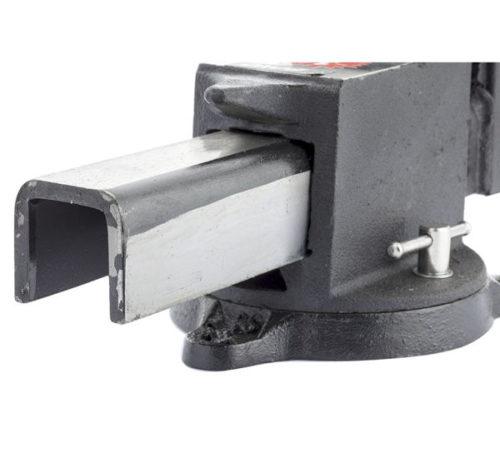 Etau d'atelier rotatif 150mm réglage