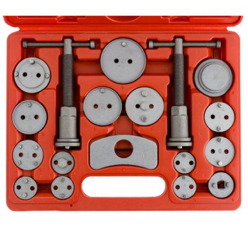 Kit de réinitialisation de piston de frein vue de haut