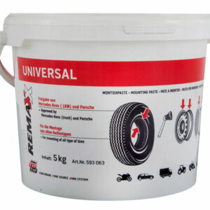 Pâte de montage de pneu