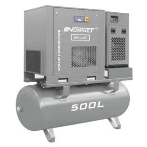 compresseur à vis 500L 11kw