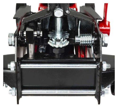 cric hydraulique 3T mobile côté mécanisme
