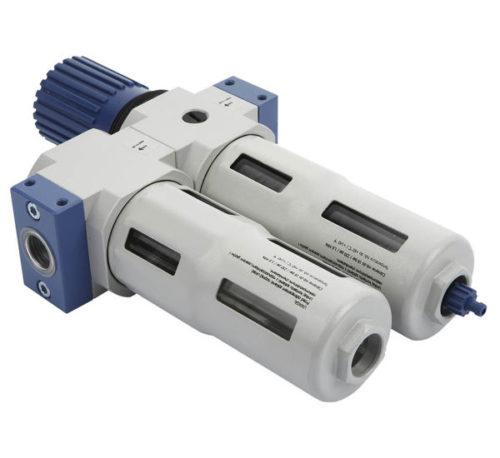 filtre régulateur avec séparateur d'eau